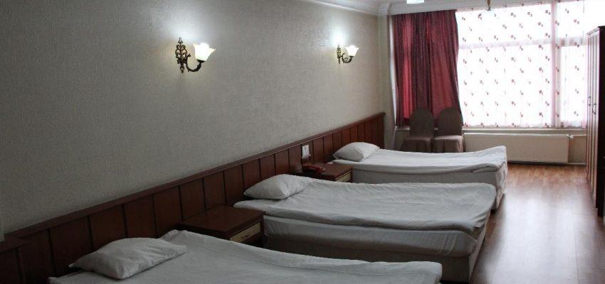 3 (Three Room) Kişilik Oda